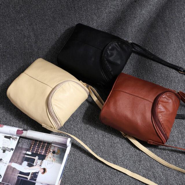 New Women Crossbody Bag Shoulder Purse Satchel Messenger Handbag Totes Excellent
