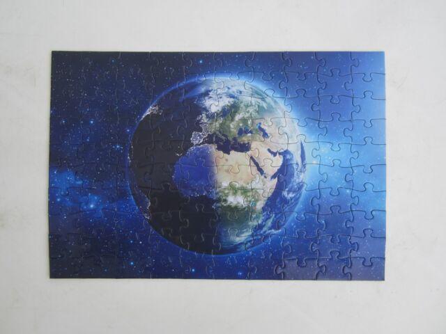 EARTH A 100 PIECE JIGSAW
