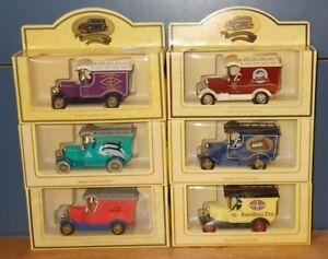 Lledo Days Gone DG50 LP50 Bullnose Morris Vans 1-50 Discount Postage for Multi