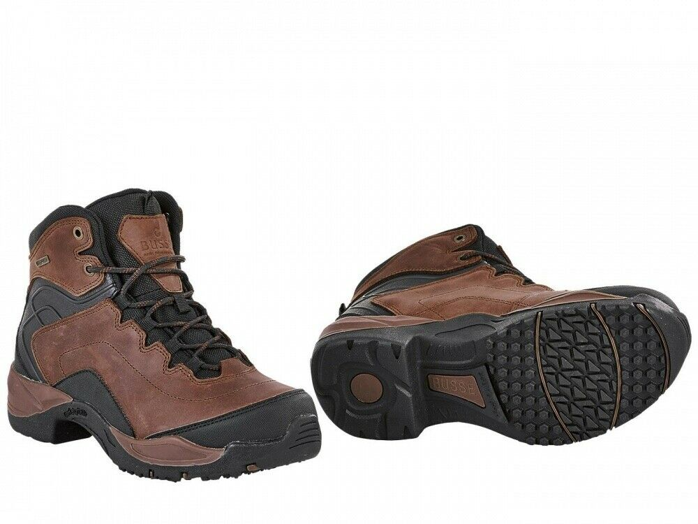 Reitschuhe DALLAS Busse brown - NEU