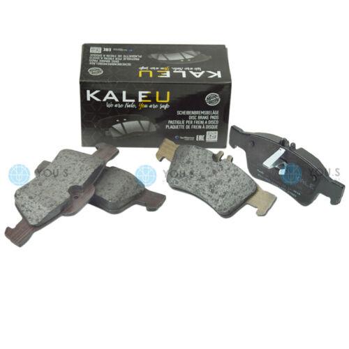 w211 Kale Bremsbelagsatz plaquette de frein arrière pour MERCEDES-BENZ CLASSE E