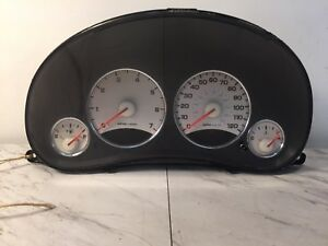 Image Is Loading 2002 02 Jeep Liberty Instrument Sdometer Gauge Cer