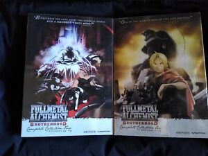 Fullmetal Alchemist Brotherhood Complete Series Episodes 1 ...