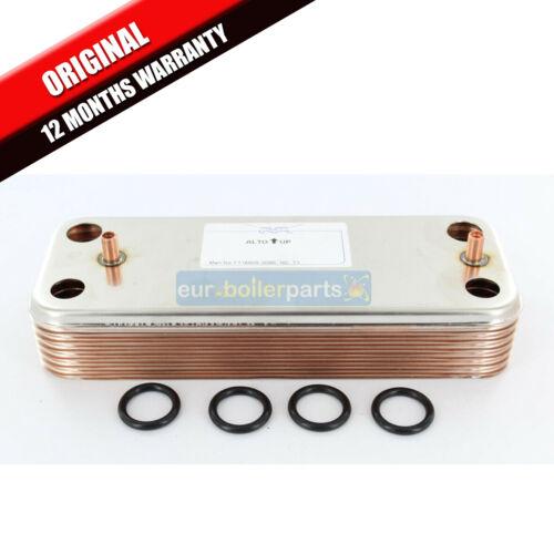 BAXI principal Potterton Performa Modèles plaque échangeur de chaleur Part No 248046 Original