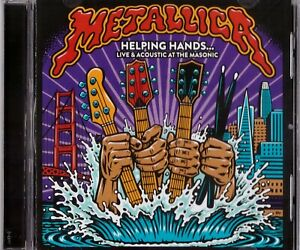 METALLICA-HELPING-HANDS-LIVE-amp-ACOUSTIC-AT-THE-MASONIC-CD