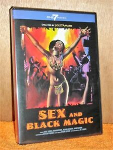 Sex and black magic dvd