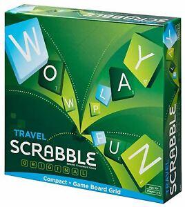 Scrabble-Travel