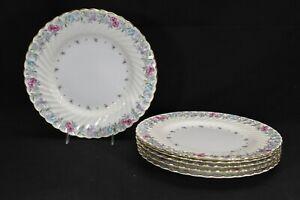 Minton-Printemps-S370-Set-of-6-Dinner-Plates