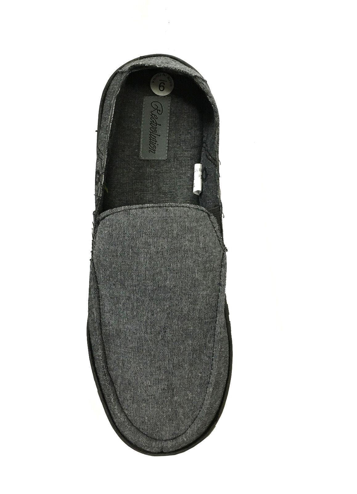Un montón de 12 6, 12 de Pares De Hombres moccansins Slip on Loafer Causual Zapatos De Lona fe26b1