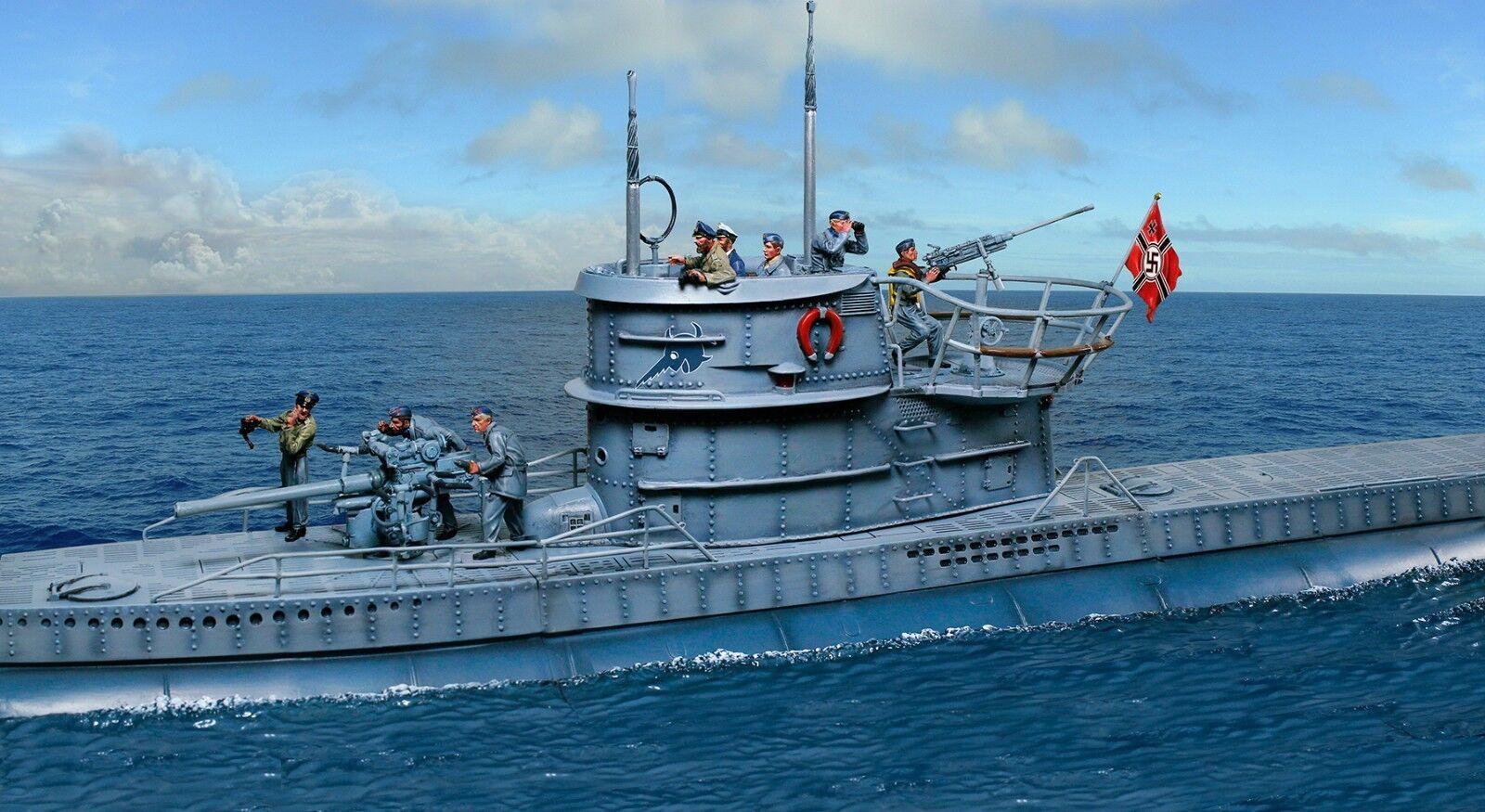 Die Sammler Schaufenster WW2 DEUTSCH DEUTSCH DEUTSCH cs00970 U Stiefel nach vorn 88mm Gun Crew MIB 79b474