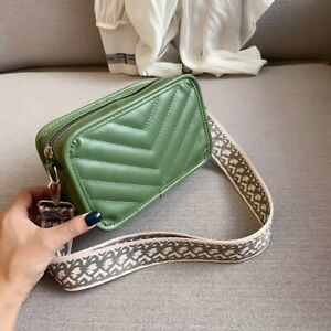 Fashion-New-Quilted-Design-Korean-Style-Ladies-Sling-Bag-Candy-Color-Bags-Women