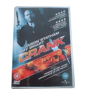 1 of 1 - Crank (DVD, 2011 NEW