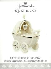 Hallmark 2017 Baby's First Christmas Ornament
