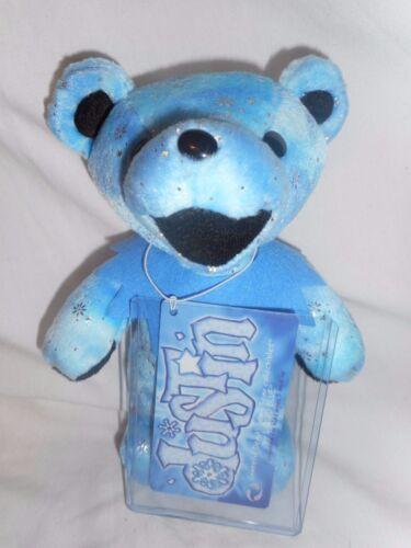 DUSTIN EDITION 11 Grateful Dead Dancing Beanie/Bean Bear Jerry/Plush Animal