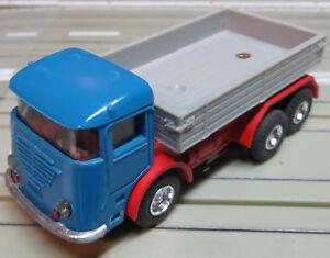 Faller-AMS-Bussing-Camion-avec-VOITURE-PARTICULIERE-Transmission-de-trafic