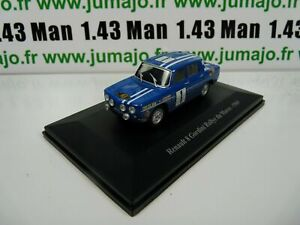 ALP2M-Voiture-1-43-eligor-RENAULT-Alpine-R8-Gordini-Rallye-du-Maroc-1969