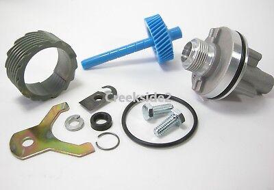 Housing Gears Seals Retainers Speedometer 15 /& 45 TH400 3L80 Speedo Setup Kit