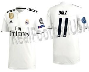 Image is loading ADIDAS-GARETH-BALE-REAL-MADRID-UEFA-CHAMPIONS-LEAGUE- 170bfa1de