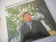 Wayne Newton's Songs Of faith Sealed Vinyl LP