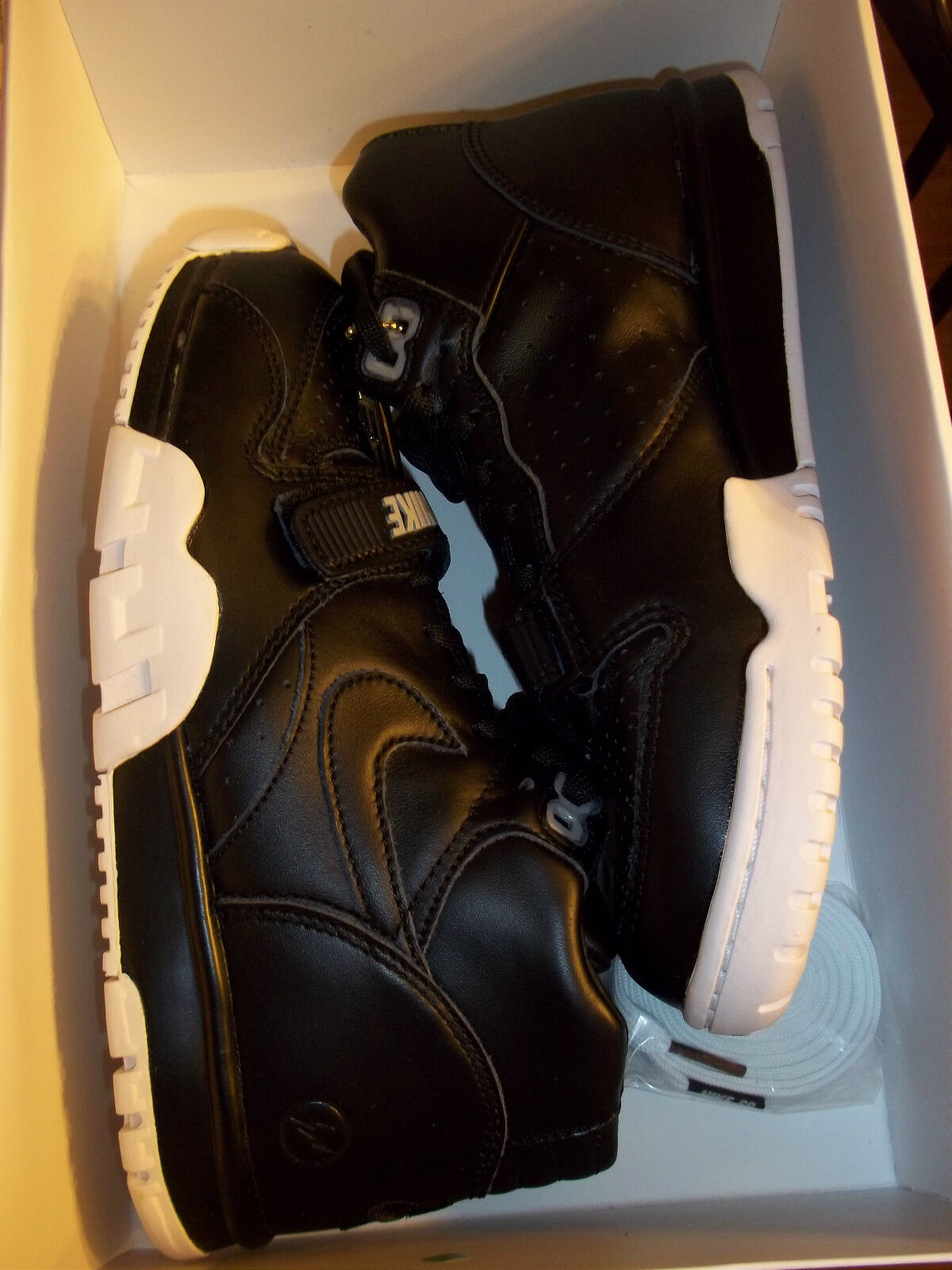 Men's Nike Air Trainer 1 Mid SP/Fragment Size 6.5 (806492 001)