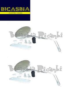 6260-SPECCHIO-CROMATO-SINISTRO-DESTRO-VESPA-50-SPECIAL-R-L-N-PK-S-XL