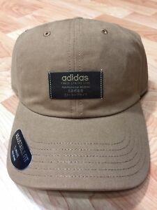 690b1853e2d10 New Men s Adidas Impulse Raw Dessert Deep Earth Strapback Cap OSFA ...