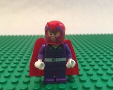 LEGO MARVEL X-MEN 76022 MAGNETO MINIFIGURE AUTHENTIC MINIFIG LOOSE MINT