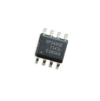 2PCS SP3485EN +3.3V Low Power Half-Duplex RS-485 Transceivers