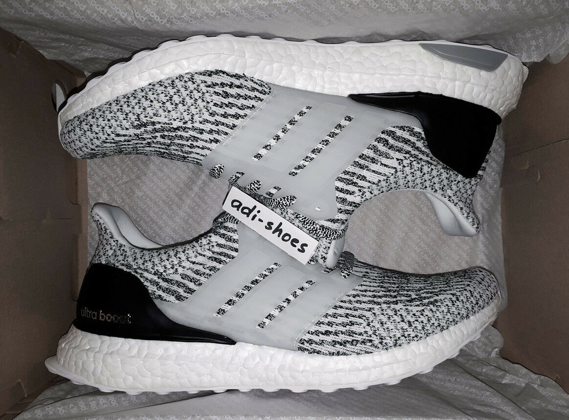 Adidas Ultra Boost 3.0 Oreo Blanco/Core 2.0 Negro Ltd S80636 Uncaged 2.0 Blanco/Core a6589c