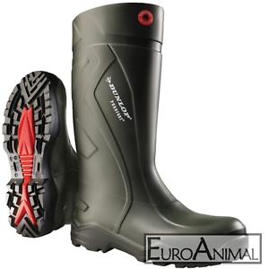 Plus S5 Arbeitsstiefel Sicherheitsstiefel Winter Gummistiefel Dunlop Purofort