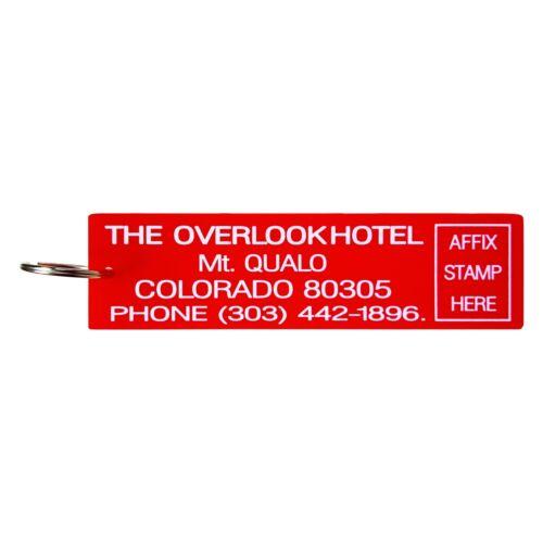 Neuheit Keyring Film Overlook Hotel Schlüssel Tag The Shining Jack Nicholson