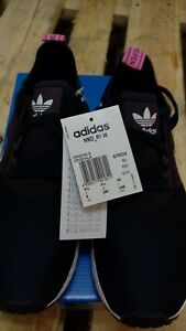 82f374a44c10c New with box adidas Originals nomad NMD R1 W Legend Ink Mineral Red ...
