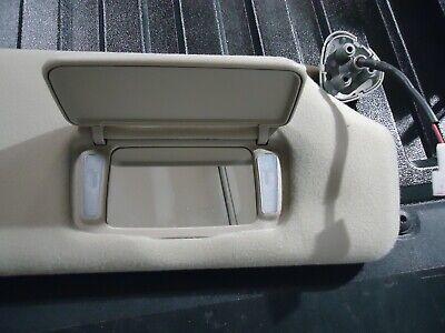 Passenger Side Sun Visor Lighted Vanity Mirror With Extender Ocl102 Ebay