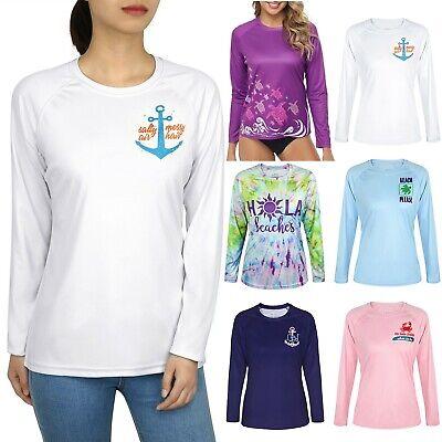 LAPASA Easy-Wear Boys//Girls Zipper Rash Guard Long Sleeve Unisex Swim Shirt K02