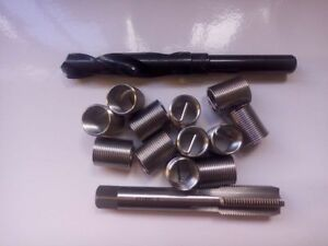 M16 x 1.5 Helicoil Thread Repair Kit Drill and Tap Insertion tool M/_M/_S