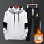 NEW-Mens-Michael-Air-23-Jordan-Tracksuit-Hoodie-and-Pants-Men-Sportswear thumbnail 9