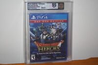 Dragon Quest Heroes Day One Edition (playstation 4 Ps4) Sealed Mint Vga 95