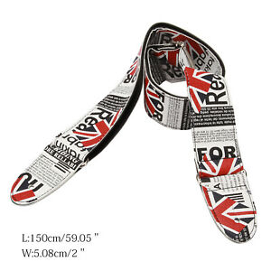 1pc-Adjustable-Guitar-Strap-Leather-PU-British-Flag-Pattern-Acoustic-Guitar-Bass
