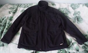 Mens Jacket London Burberry In L Size Black Genuine xrwz8qHxC