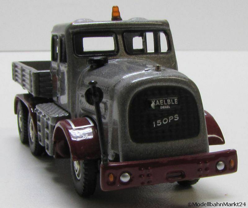Bub KAELBLE fiera Diesel-Express 2004 scala 1 87 - - - SCATOLA ORIGINALE 201c7d