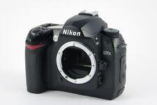 Nikon D70s, digitale Spiegelreflexkamera, gebraucht guter Zustand, #16MP0166B