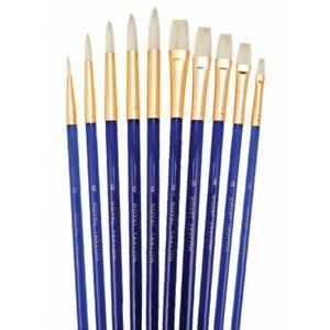 Dry Paint Brush