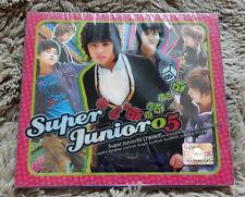 Super Junior - SuperJunior 05 (1st Album) CD+Gift K-POP