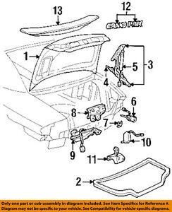 GM Oem Trunklock Solenoid 16640848 Ebay. Is Loading GMoemtrunklocksolenoid16640848. Buick. Trunck Lath Wiring Diagram 1995 Buick Roadmaster At Scoala.co