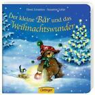 Der kleine Bär und das Weihnachtswunder von Susanne Lütje (2014, Gebundene Ausgabe)