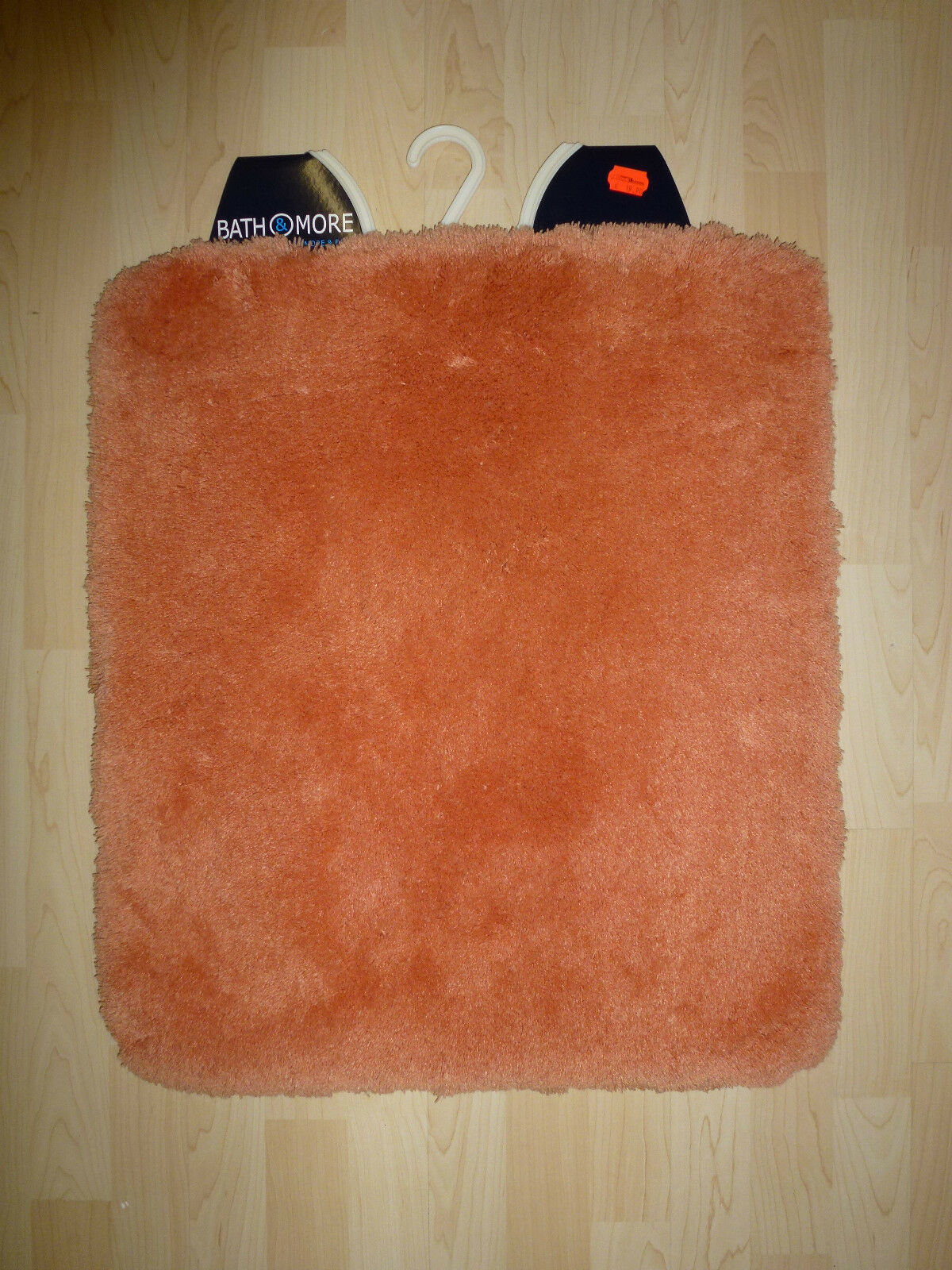 Tapis de bain Milano Orange 70x120cm