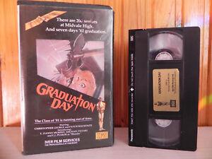 Graduation-Day-Class-Of-81-Horror-Video-Pre-Cert-Chris-George-VHS