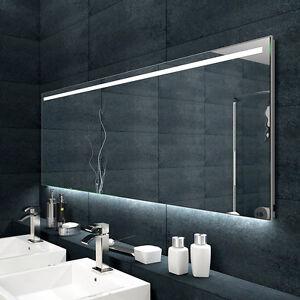 Das Bild Wird Geladen Lux Aqua Design Bad Spiegel  Lichtspiegel Badezimmerspiegel LED
