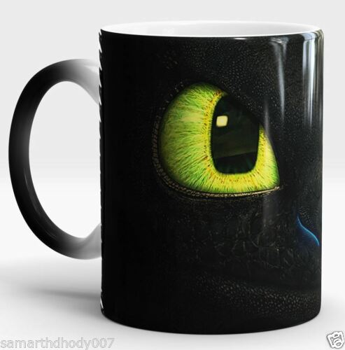 How to Train Your Dragon Magic Mug, Color Changing Mug