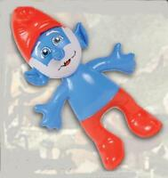 Papa Smurf Inflateable Toy Novetty Characters Smurfs Play Toys Inflate Blowup
